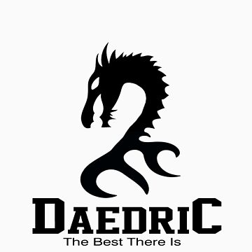 Daedric the best there is by wmjohnson007