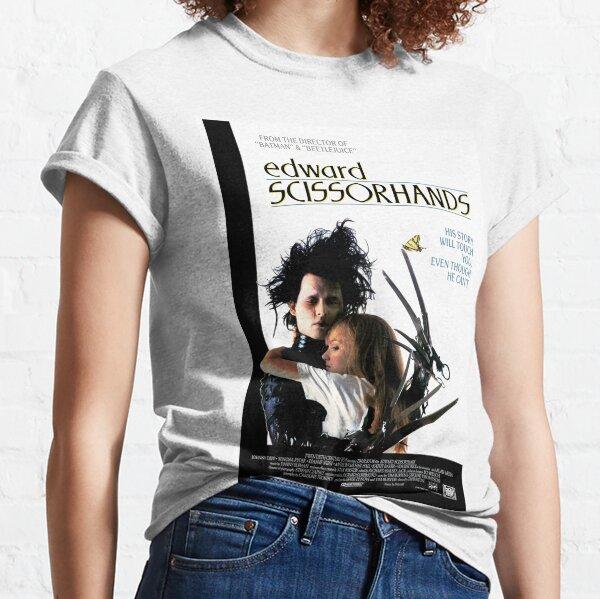 Edward Scissorhands (1990) Classic T-Shirt