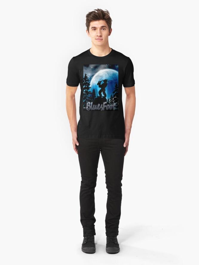 Alternate view of BluesFoot Slim Fit T-Shirt