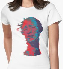 Trippy Man Women's Fitted T-Shirt