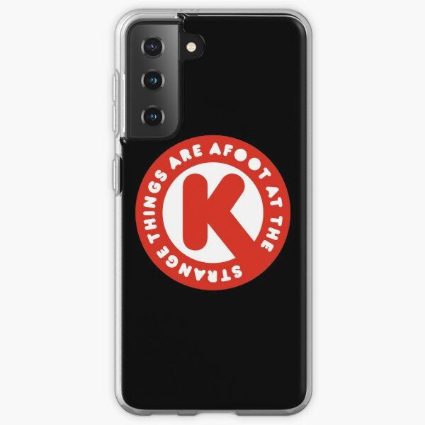 Strange Things Are Afoot Samsung Galaxy Soft Case