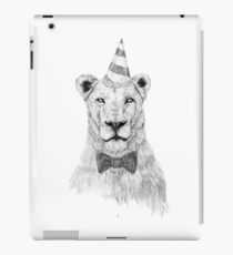 Get the party started iPad Case/Skin