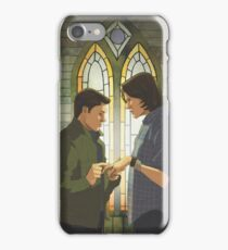 I Made You A Promise iPhone Case/Skin