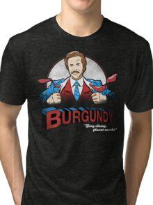 Super(Anchor)Man Tri-blend T-Shirt