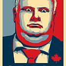 Rob Ford - CRACK by Captain RibMan