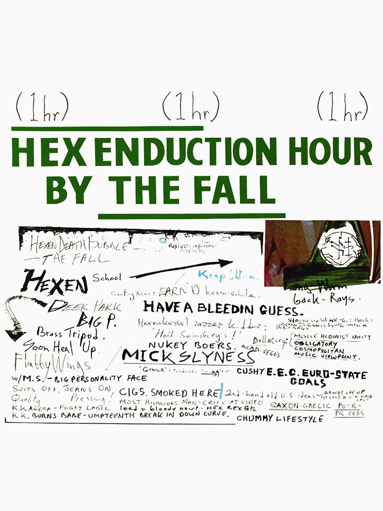 The Fall Hex  by Charx5x