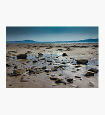 Buncrana Beach, Co Donegal Photographic Print
