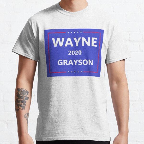 Wayne 2020 T-shirt classique