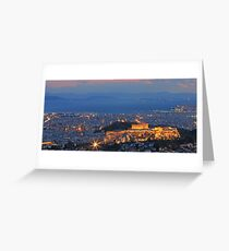 Athens Parthenon Greeting Card
