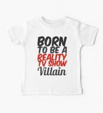 Reality Show Villain Kids Clothes