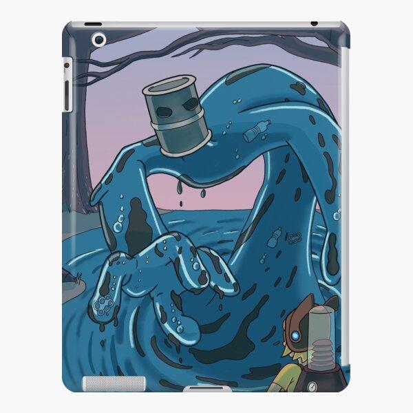 Ohmworld-Cover to Beware the Barrelhead iPad Snap Case