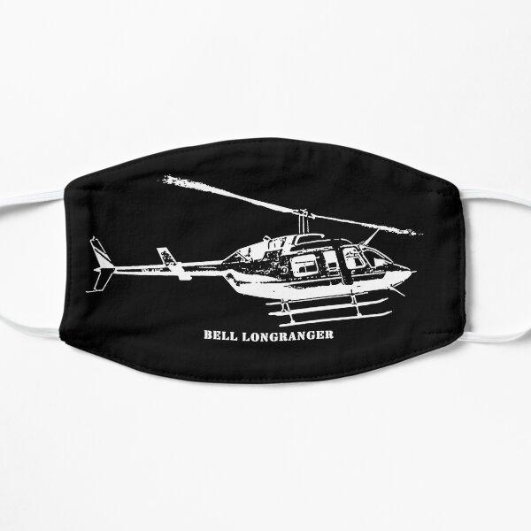 Bell LongRanger - Bell 206L3 Flat Mask