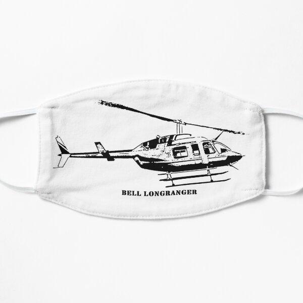 Bell LongRanger  Flat Mask