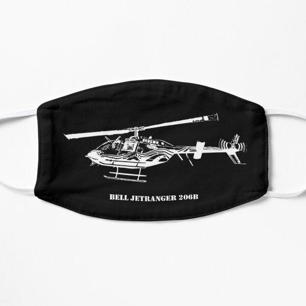 Bell JetRanger 206B Flat Mask