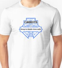 Carrots - Always in Chunder Down Under T-Shirt