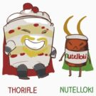Thorifle & Nutelloki by derlaine