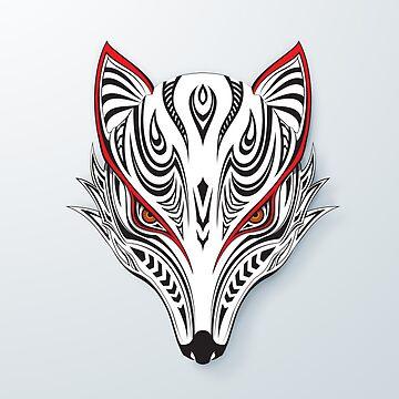 Fox  by kuzzie