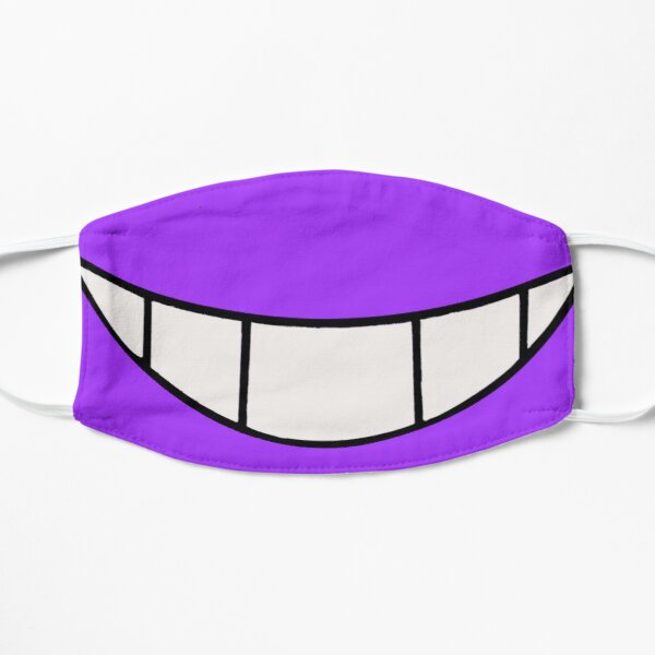 The Purple Specter Mask