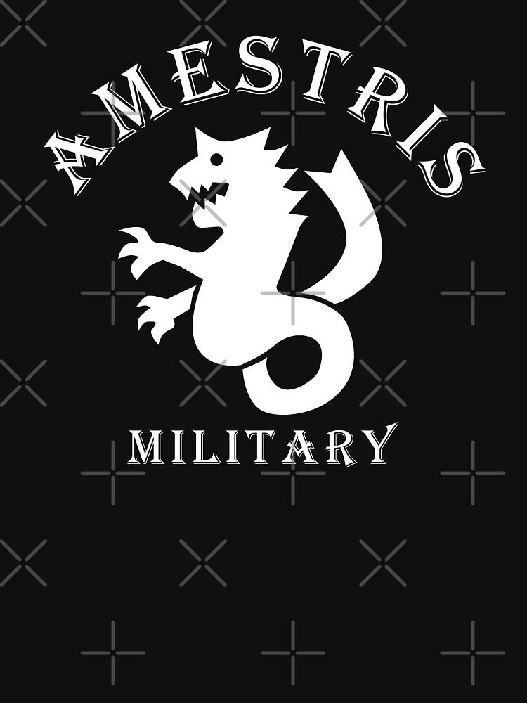 """""""Fullmetal Alchemist Amestris Logo"""" T-shirt by ..."""