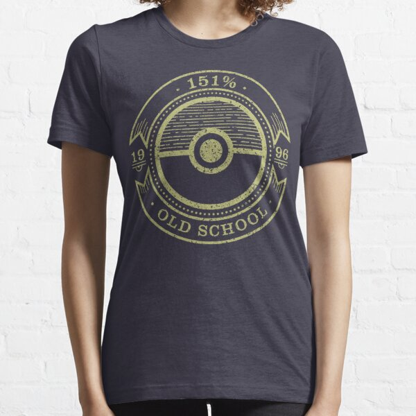 151% Old School Essential T-Shirt