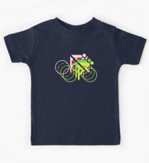 Riders Tour de France Jerseys  Kids Tee