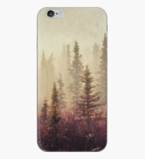 Wander in the Fog iPhone Case