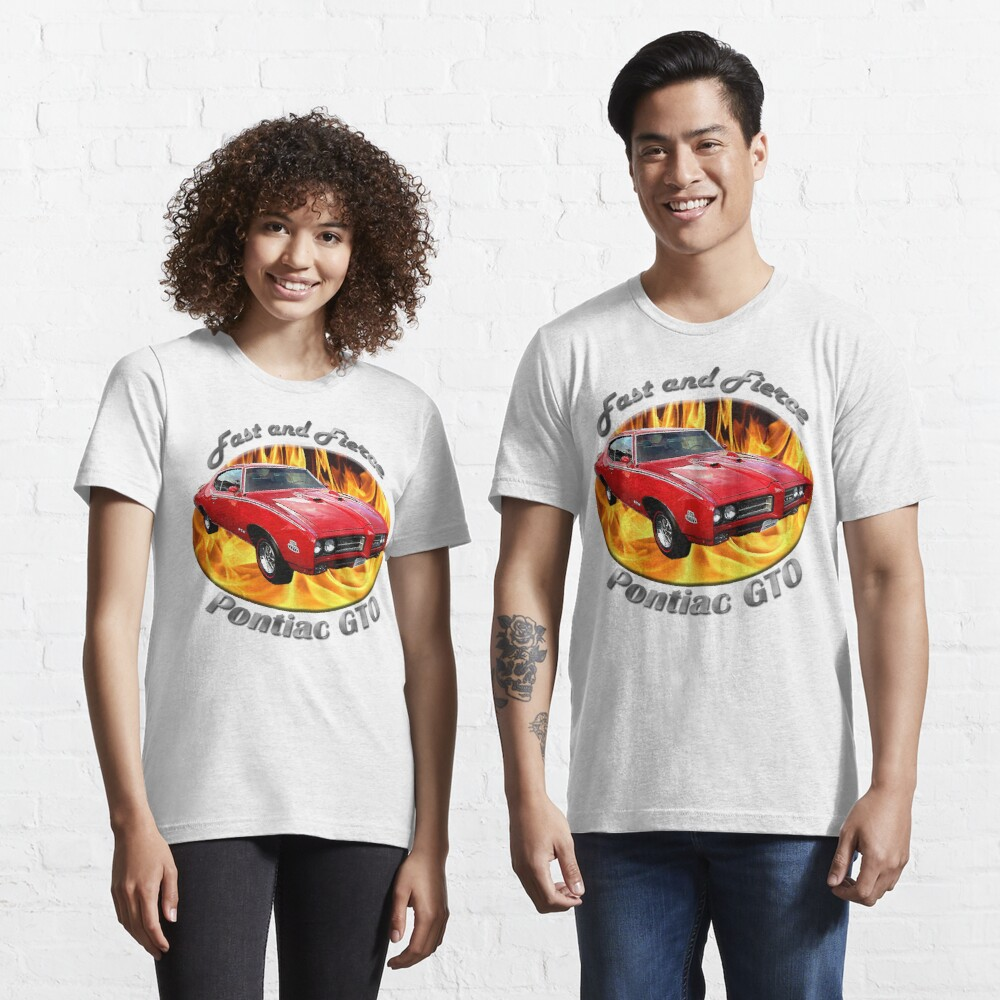 Pontiac GTO Fast and Fierce Essential T-Shirt
