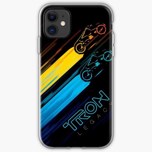 Tron Lightcycles iPhone Soft Case