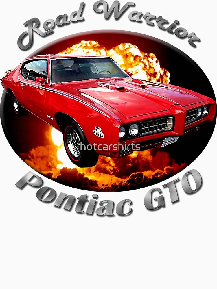 Pontiac GTO Road Warrior by hotcarshirts