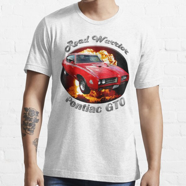 Pontiac GTO Road Warrior Essential T-Shirt