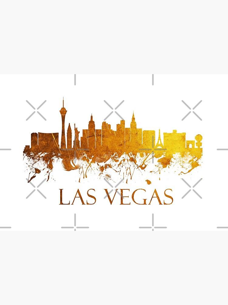 Las Vegas Nevada Skyline - 38 by Prar-Kulasekara