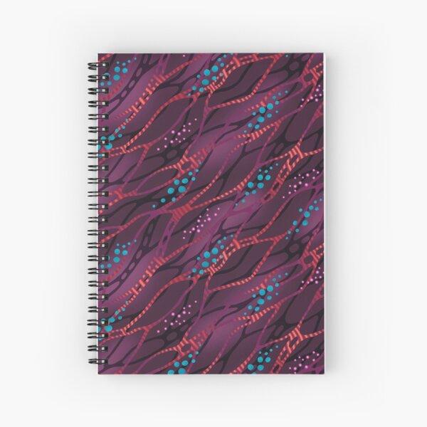Andromedan Meadow - 01 Spiral Notebook