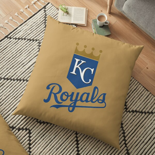 KC Royals Floor Pillow