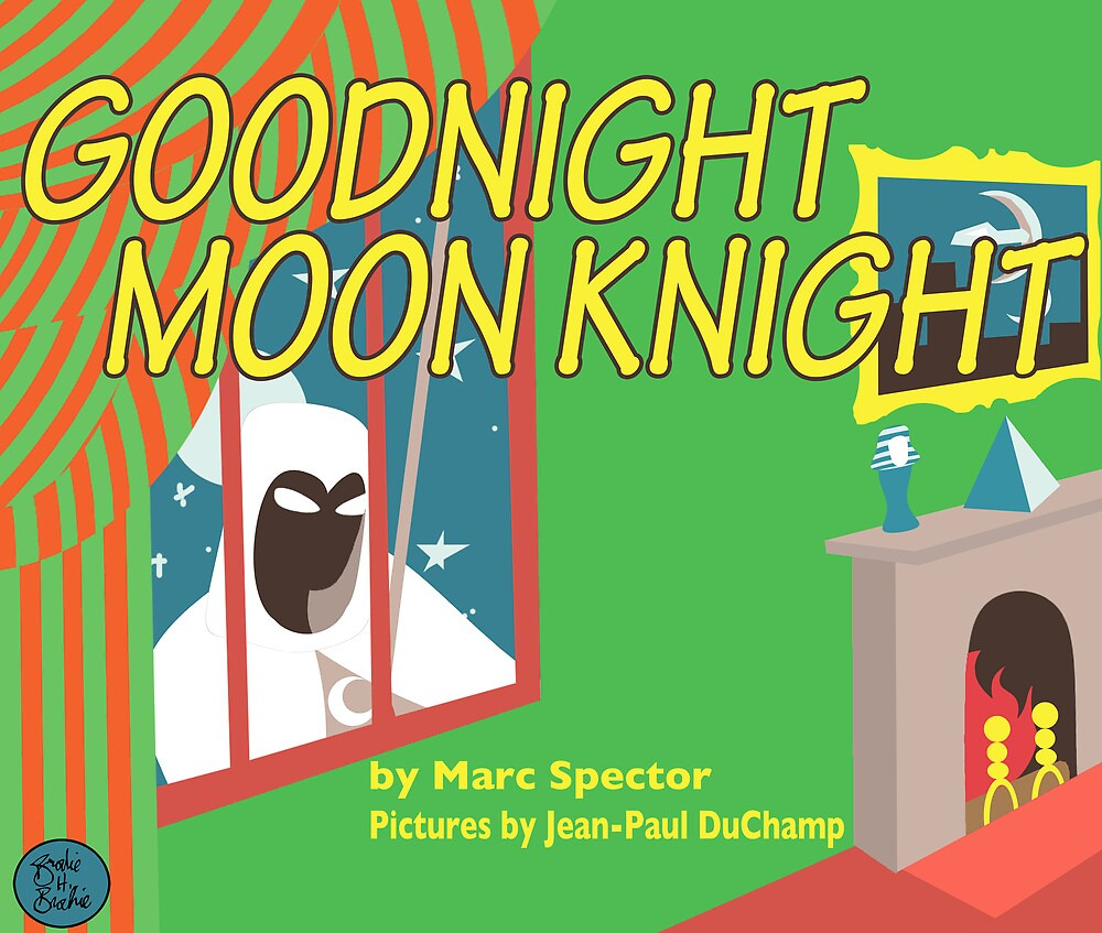 Goodnight Moon Knight