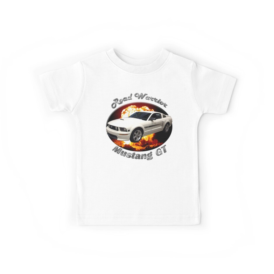 Ford Mustang GT Road Warrior by hotcarshirts