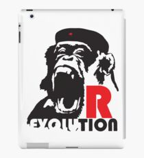 R - Evolution iPad Case/Skin