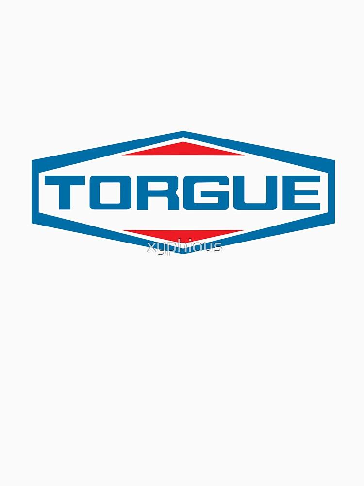 TORGUE! (clean) | Unisex T-Shirt