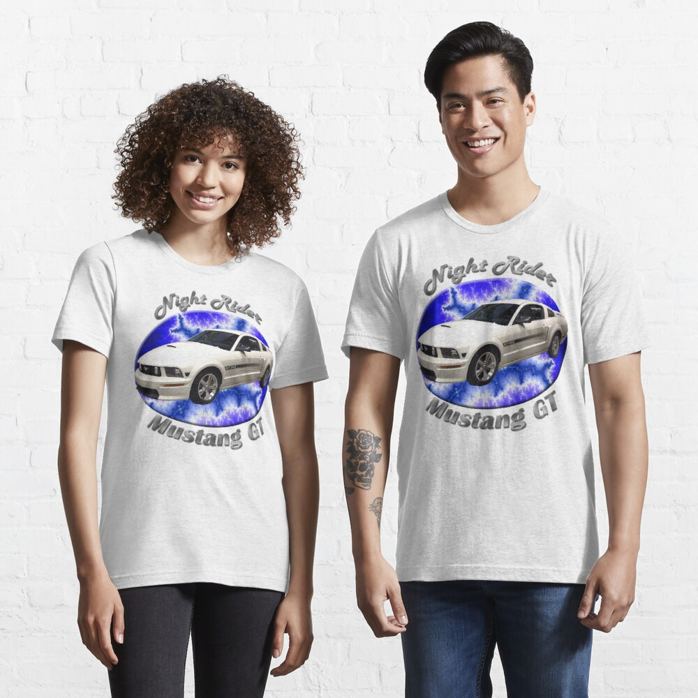 Ford Mustang GT Night Rider Essential T-Shirt