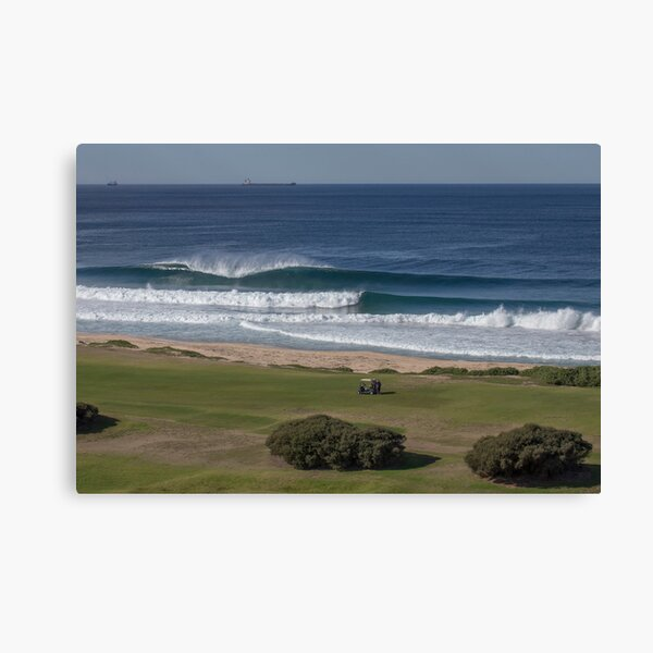 Golf or Surfing? Canvas Print