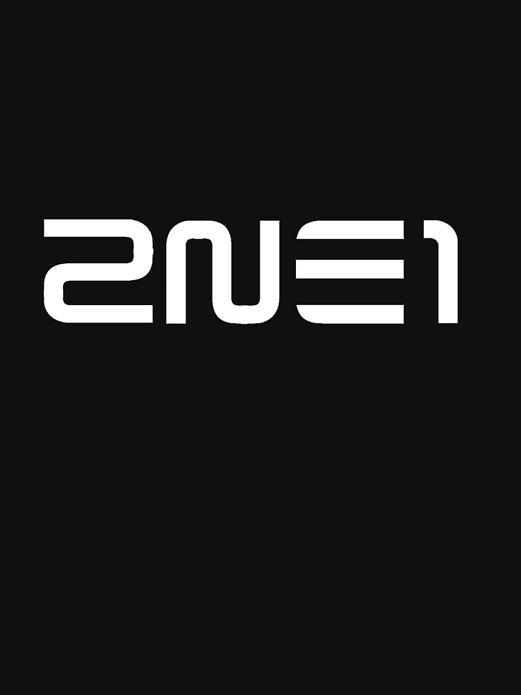 2NE1 Logo Shirt, Ver 1 by etherealcure