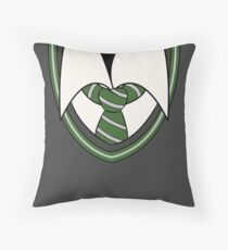 Sly like a Snake! Throw Pillow