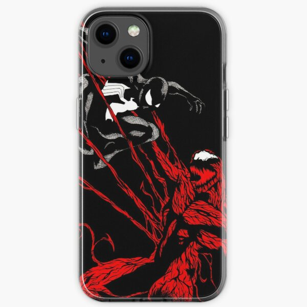 Carnage ! iPhone Soft Case