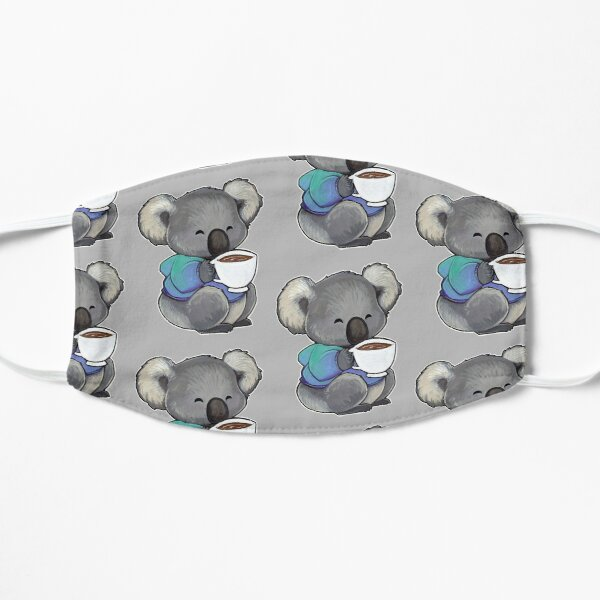 Comfort Koala  Flat Mask