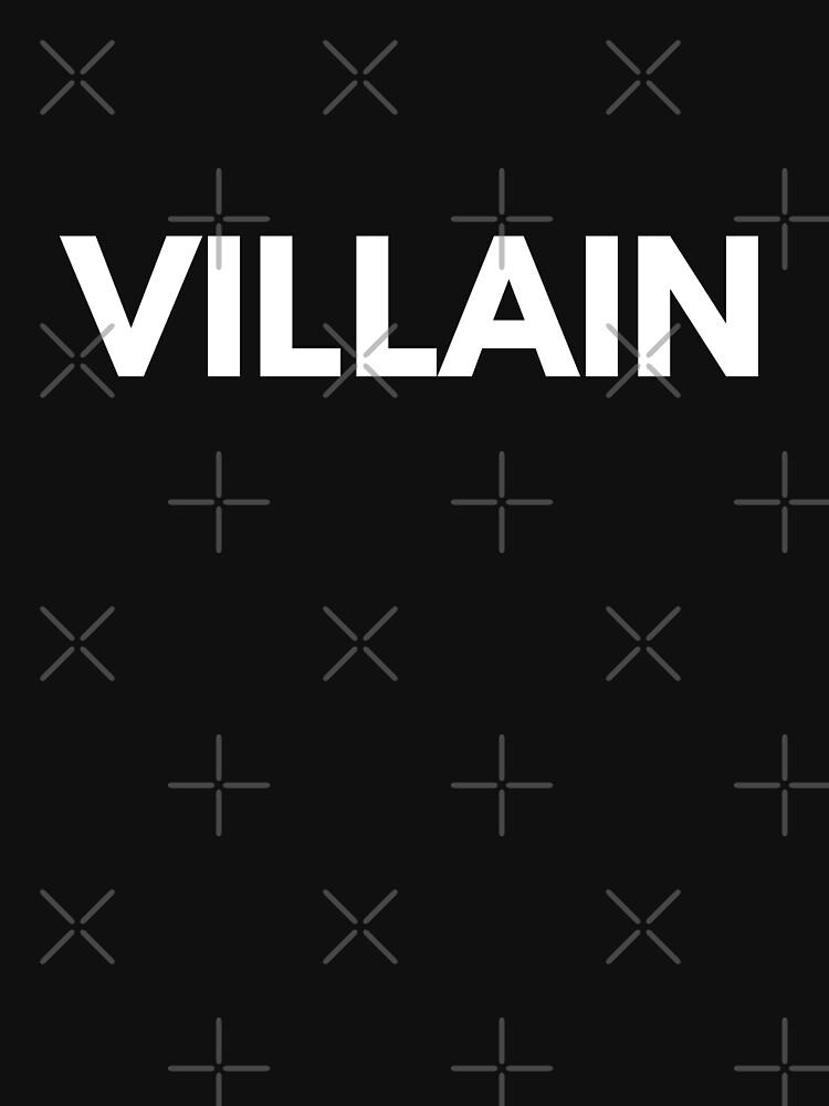 Villain by writerlounge