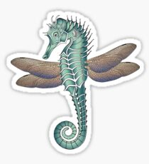 Sea Insect Sticker