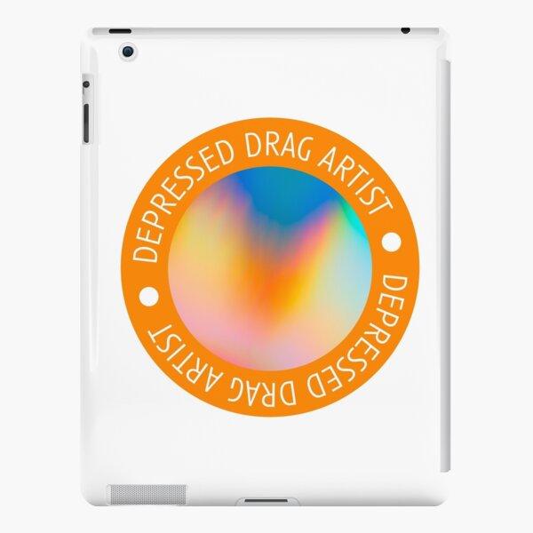 depressed drag artist | lgbtq graphic iPad Snap Case