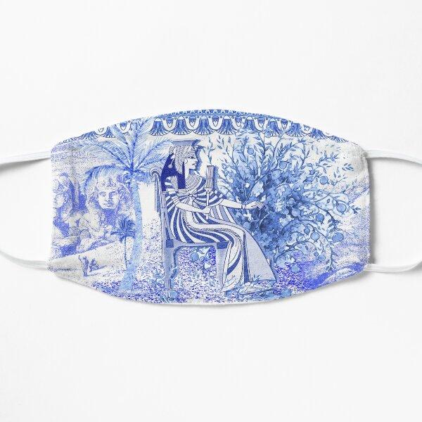 Egyptian Blue and White Nefertari (SPODE INSPIRED) Mask