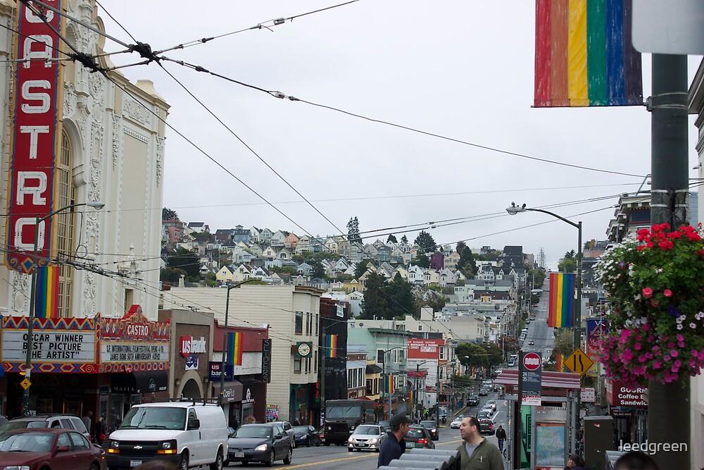Castro - San Francisco  by leedgreen