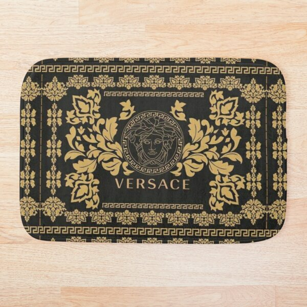 VRSCE TYPE VINTAGE BAROQUE / t-shirts / floor cushion / cushion / other products Bath Mat