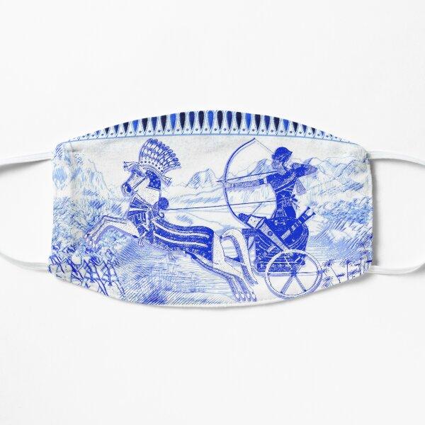 Egyptian Blue and White Ramses (SPODE INSPIRED) Mask